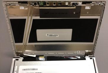 Lenovo Z51-70 - wymiana taśmy matrycy