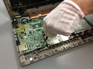 serwis HP G72-a30EW