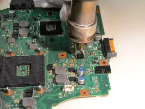 naprawa płyt głównych serwis laptopów