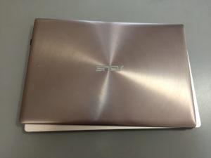 uszkodzona obudowa laptopa asus ux303u