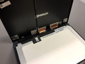 wymiana matrycy laptop huawei matebook mrc-w50